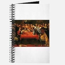 card player art Journal