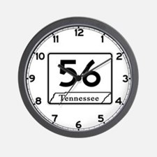 State Route 56, Tennessee Wall Clock
