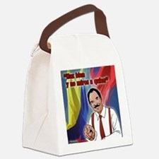 Haz Bien  Canvas Lunch Bag