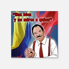 """Haz Bien  Square Sticker 3"""" x 3"""""""