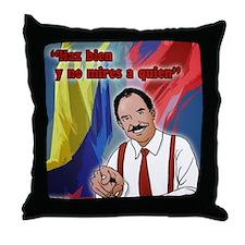 Haz Bien  Throw Pillow