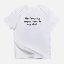 Cute Superhero Infant T-Shirt