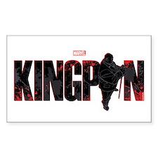 Kingpin Word Decal