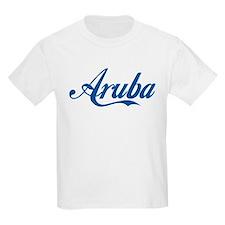 Aruba (cursive) T-Shirt