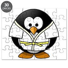 Judo Penguin Puzzle