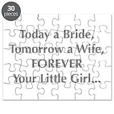 Bride Poem to Parents Puzzle
