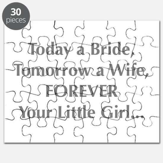 Bride Poem to Parents Puzzle