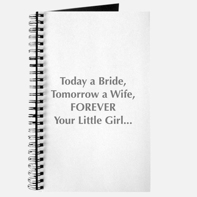 Bride Poem to Parents Journal