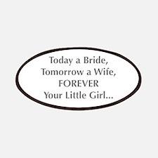 Bride Poem to Parents Patch
