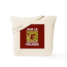 Vive le Malinois! Tote Bag