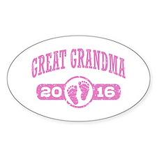 Great Grandma 2016 Decal