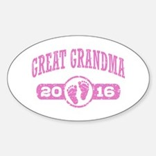 Great Grandma 2016 Decal