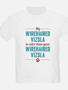 My Wirehaired Vizsla T-Shirt