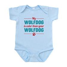 Cuter Wolfdog Body Suit