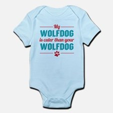 Cuter Wolfdog Body Suit