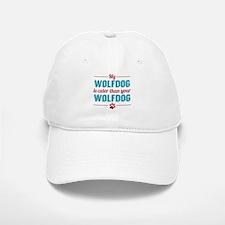 Cuter Wolfdog Baseball Baseball Cap