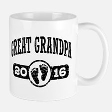 Great Grandpa 2016 Mug