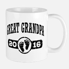 Great Grandpa 2016 Small Small Mug
