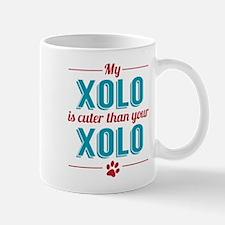Cuter Xolo Mugs