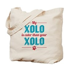 Cuter Xolo Tote Bag