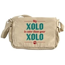 Cuter Xolo Messenger Bag