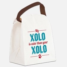 Cuter Xolo Canvas Lunch Bag