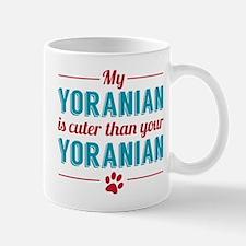 Cuter Yoranian Mugs