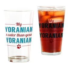 Cuter Yoranian Drinking Glass