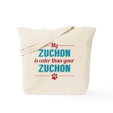Cuter Zuchon Tote Bag