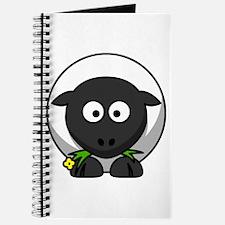 Cartoon Sheep Journal