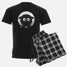 Cartoon Sheep Pajamas