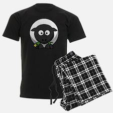 Cartoon Sheep Pajamas