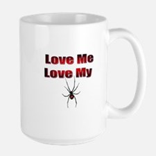 Spyder Red Mugs