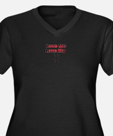 Spyder Red Plus Size T-Shirt