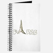Paris Eiffel Foil 02 Journal