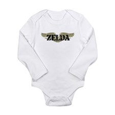 Unique Legend of zelda Long Sleeve Infant Bodysuit