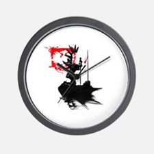 Polish Hussar Wall Clock