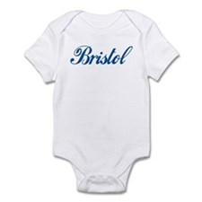 Bristol (cursive) Infant Bodysuit