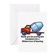 Unique Thank you Greeting Cards (Pk of 20)