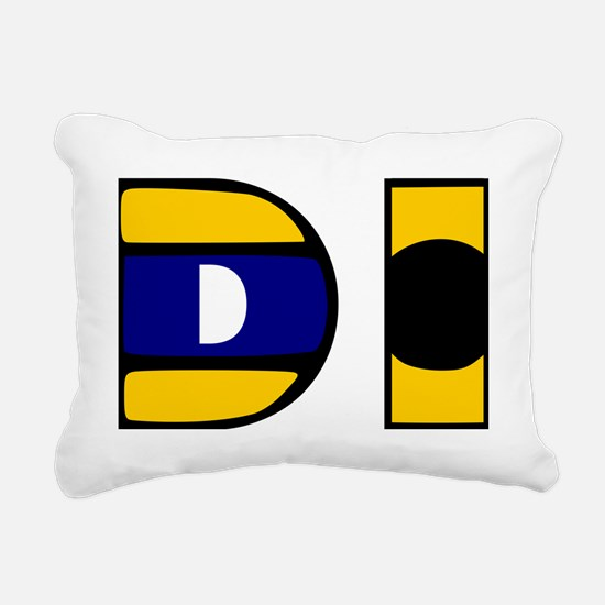 DI Rectangular Canvas Pillow