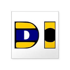 DI Sticker