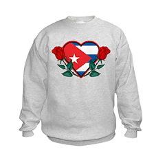 Heart Cuba Sweatshirt