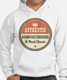 Aerospace Engineer Funny Vintage Hoodie