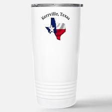 Kerrville, TX Travel Mug
