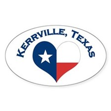 Kerrville, TX Decal