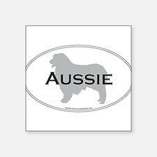 "Animals australian Square Sticker 3"" x 3"""