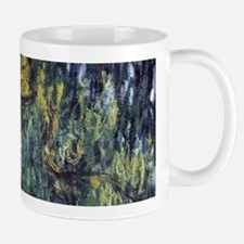 Weeping Willow by Claude Monet Mugs