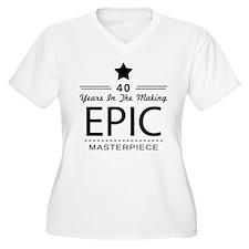 40th Birthday 40 T-Shirt