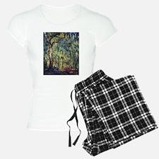 Weeping Willow by Claude Mo Pajamas