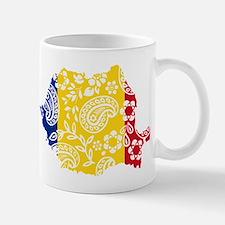 Paisley Romania Mug